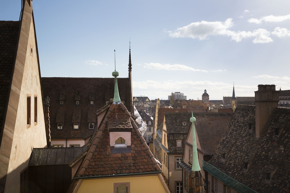 France - Alsace Lorraine Grand Est - Strasbourg - Hôtel Gutenberg 4*