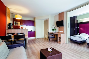 Family Apartment, 2 Bedrooms, Kitchenette
