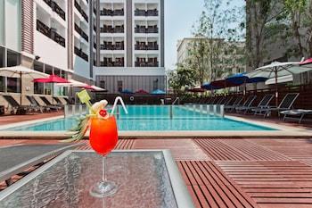 芭堤雅宜必思飯店