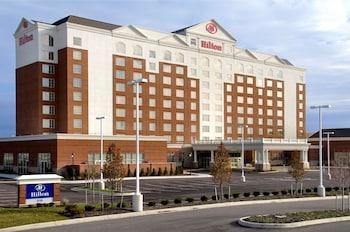 哥倫布/北極星希爾頓飯店 Hilton Columbus/Polaris