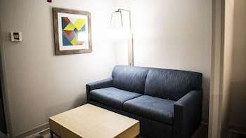 Suite, 1 King Bed, Accessible, Bathtub (Hearing)