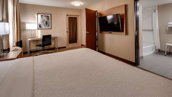 Suite, Multiple Beds, Accessible, Refrigerator & Microwave