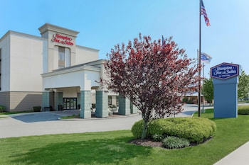 紐黑文南西黑文歡朋套房飯店 Hampton Inn & Suites New Haven - South - West Haven