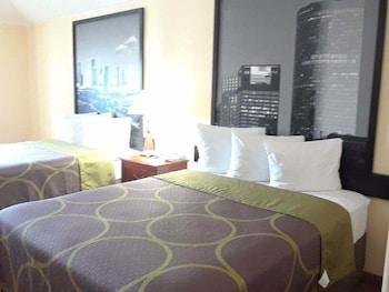 康羅溫德姆速 8 飯店 Super 8 by Wyndham Conroe