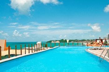 龐塔馬爾普拉亞飯店 Pontalmar Praia Hotel