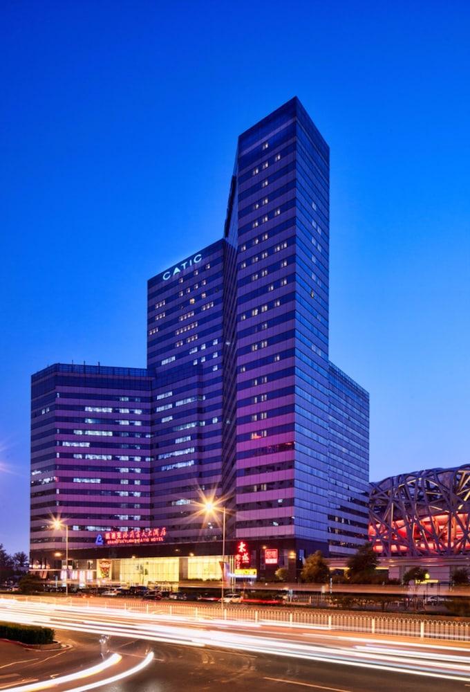 グランド スカイライト キャティック ホテル北京 (北京凱迪克格蘭雲天大酒店)