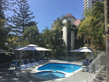 Copacabana Holiday Apartments - Outdoor Pool  - #0