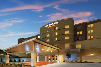 Hotel - Courtyard by Marriott Houston Pearland