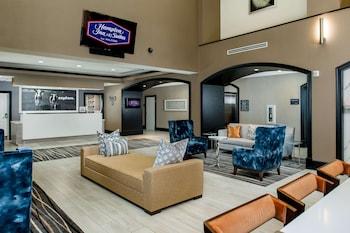 沃思堡福斯爾克里克歡朋套房飯店 Hampton Inn & Suites Fort Worth-Fossil Creek