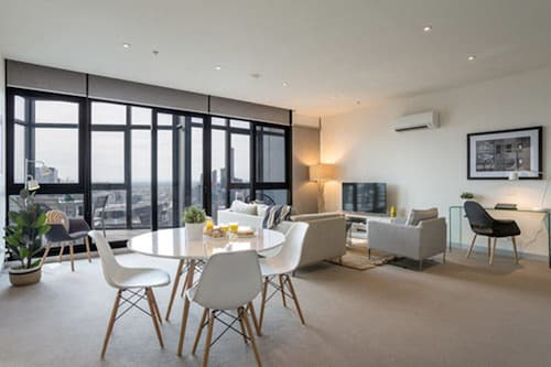 Experience Aria Hotel Apartments, Melbourne