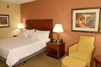 Deluxe Room, 1 King Bed, Accessible (Mobility & Hearing - Bathtub)