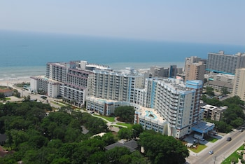 Aerial View at Horizon at 77th in Myrtle Beach