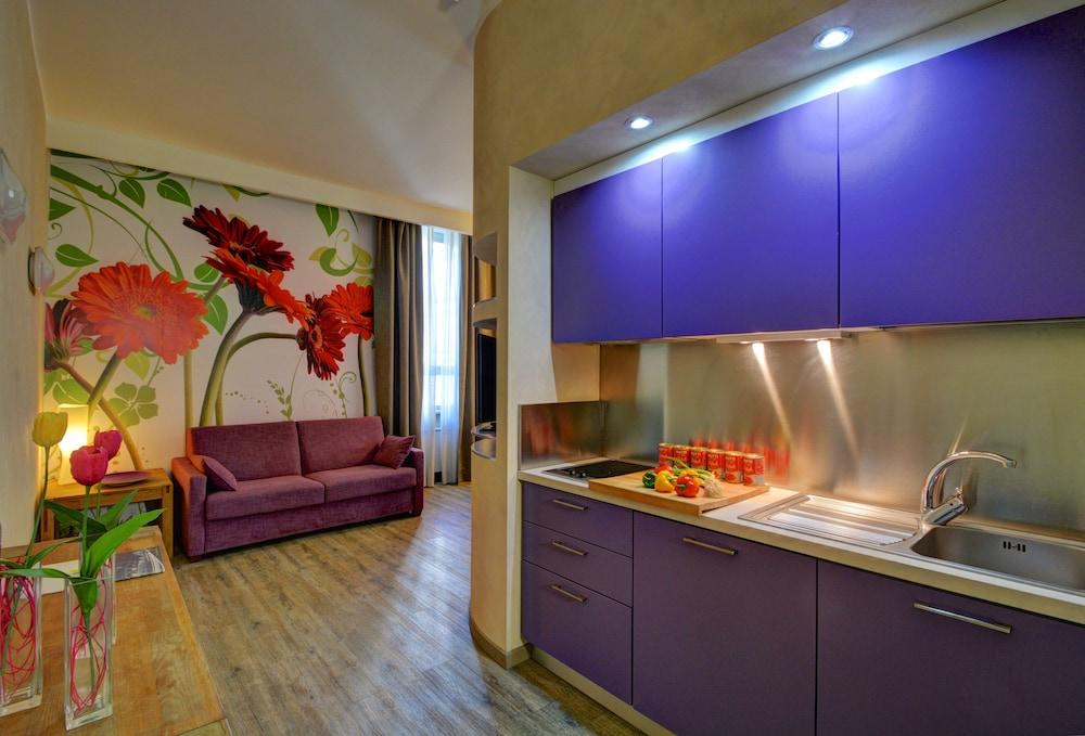 레지던스 스타(Residence Star) Hotel Image 25 - Living Area