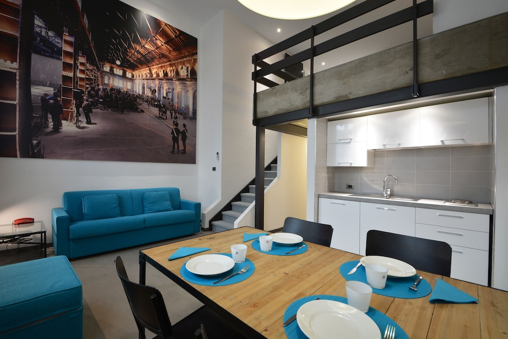 레지던스 스타(Residence Star) Hotel Image 26 - Living Area