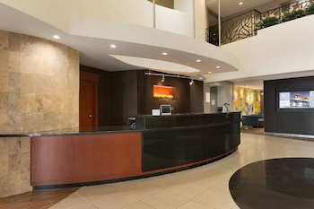 Hotel - Courtyard by Marriott Oklahoma City North