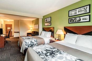 Hotel - Sleep Inn And Suites