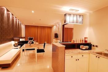芭堤雅帝堡飯店