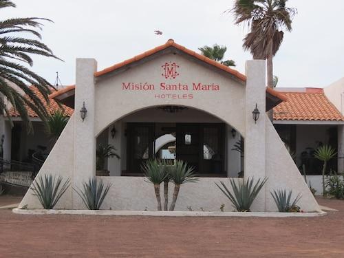 . Hotel Mision Santa Maria