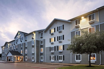 休士頓威羅布魯克伍德斯普林套房飯店 WoodSpring Suites Houston Willowbrook