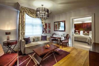 Grand Deluxe Suite Twin, 1 Bedroom