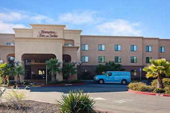 奧克蘭機場阿拉米達歡朋套房飯店 Hampton Inn & Suites Oakland Airport-Alameda
