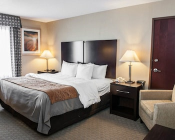 Muncie Vacations - Comfort Inn & Suites Muncie - Property Image 1