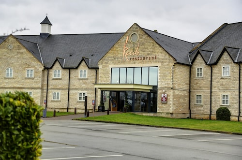 Doncaster - Best Western Plus Pastures Hotel - z Wrocławia, 2 kwietnia 2021, 3 noce