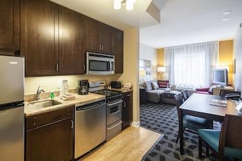 傑克遜維爾巴特勒大道 TownePlace Suites 飯店 Towneplace Suites Marriott Jacksonville Butler Boulevard