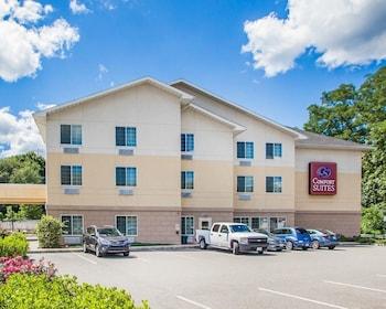 Hotel - Comfort Suites Mahwah - Ramsey