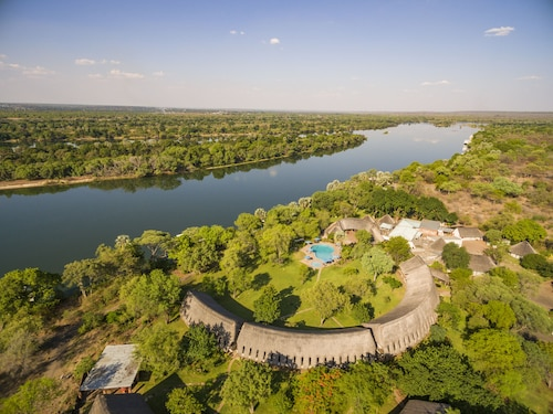 . A'Zambezi River Lodge
