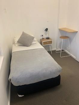 Single Room, Shared Bathroom, Beach View