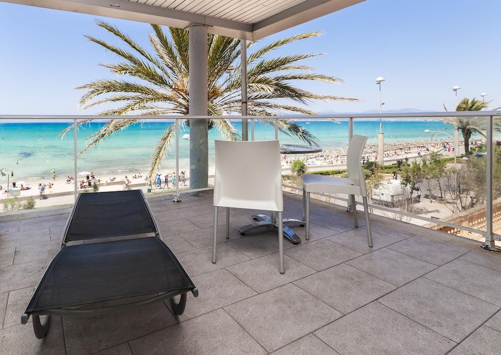 아파르타멘토스 믹스 바히아 레알(Apartamentos Mix Bahia Real) Hotel Image 21 - Terrace/Patio