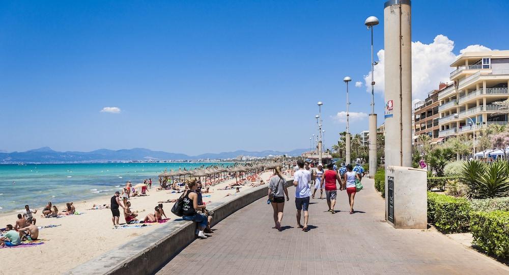 아파르타멘토스 믹스 바히아 레알(Apartamentos Mix Bahia Real) Hotel Image 16 - Beach