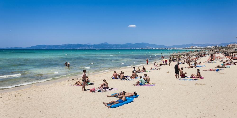 아파르타멘토스 믹스 바히아 레알(Apartamentos Mix Bahia Real) Hotel Image 17 - Beach