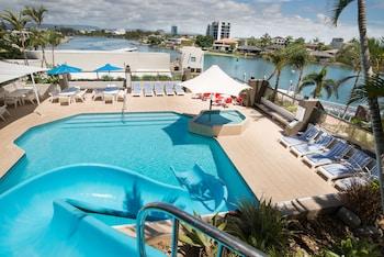 衝浪者天堂堤基飯店 Tiki Hotel Surfers Paradise