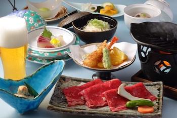 ORIENTAL HOTEL HIROSHIMA Food and Drink