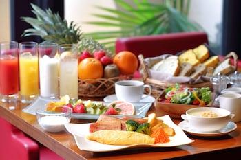 ORIENTAL HOTEL HIROSHIMA Breakfast buffet
