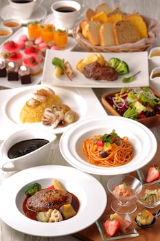ORIENTAL HOTEL HIROSHIMA Buffet
