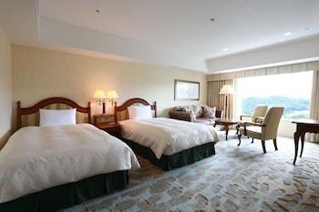 デラックス ツインルーム シングルベッド 2 台 (For Single Use)|ホテルアソシア高山リゾート