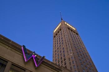 威明普利斯富沙飯店 W Minneapolis - The Foshay