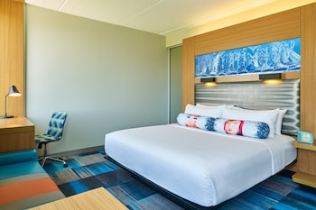 aloft king, Room, 1 King Bed