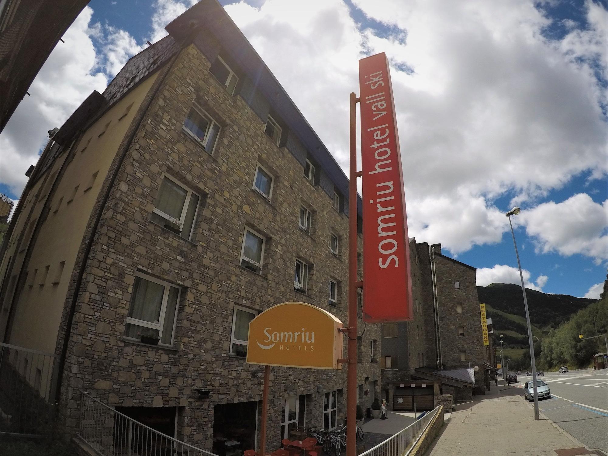 Somriu Hotel Vall Ski,
