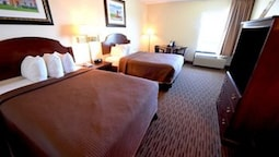 Double Room, 2 Double Beds, Accessible