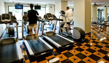 AT&T Hotel & Conference Center at the University of Texas - Fitness Facility  - #0