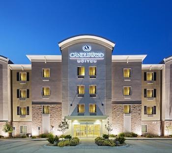 Hotel - Candlewood Suites Grand Prairie - Arlington