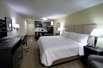 Studio Suite, 1 King Bed, Accessible, Non Smoking (Hearing, Roll-In Shower)