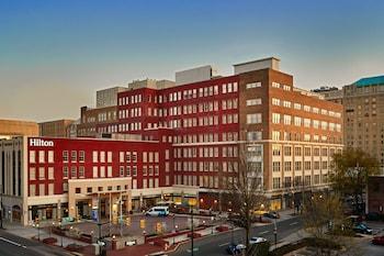 里士滿市中心希爾頓飯店 Hilton Richmond Downtown