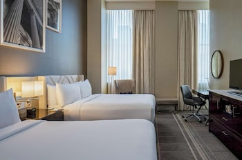 Room, 2 Queen Beds, Business Lounge Access, Executive Level (Executive floor)