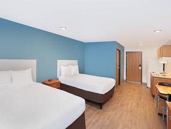 Standard Studio, 2 Double Beds, Kitchen