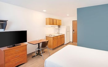 Standard Studio, 1 Double Bed, Kitchen